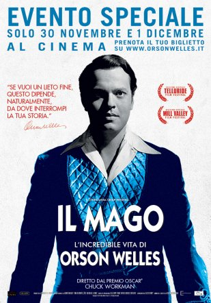 Il mago. L'incredibile vita di Orson Welles